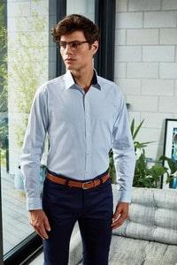Premier PR259 - Polka-dot shirt