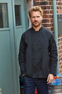 Premier PR903 - Coolchecker® chef's jacket