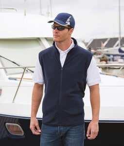 Result R116X - Gilet micro polaire