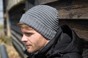 Result RC376X - Braided knit hat
