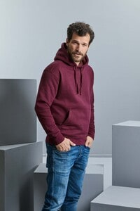 Russell RU261M - SWEAT-SHIRT CAPUCHE AUTHENTIC CHINÉ HOMME
