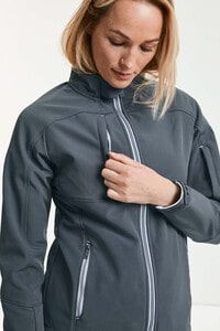 Russell RU410F - Ladies Bionic-Finish® Softshell Jacket