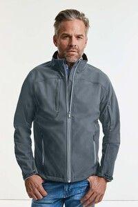 Russell RU410M - Mens Bionic-Finish® Softshell Jacket