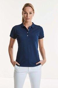 Russell RU566F - Ladies Stretch Polo Shirt