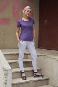 Fruit of the Loom SC64046 - LIGHTWEIGHT CUFFED JOG PANTS