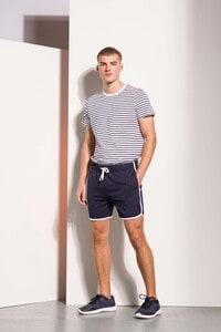 Skinnifit SFM069 - Mens retro shorts