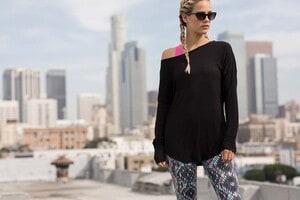 Skinnifit SK263 - Ladies slounge top