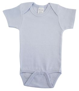Infant Blanks 0020B - One piece Onezie interlock