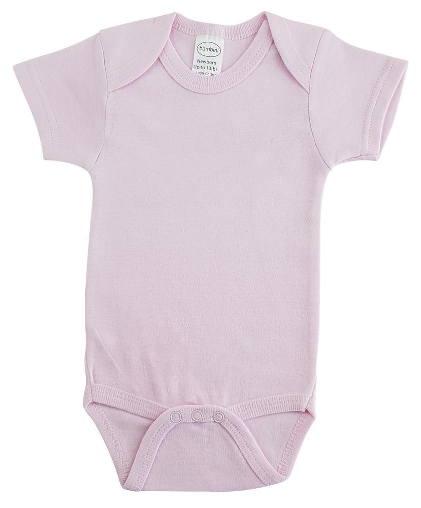 Infant Blanks 0030B - One piece Onezie interlock