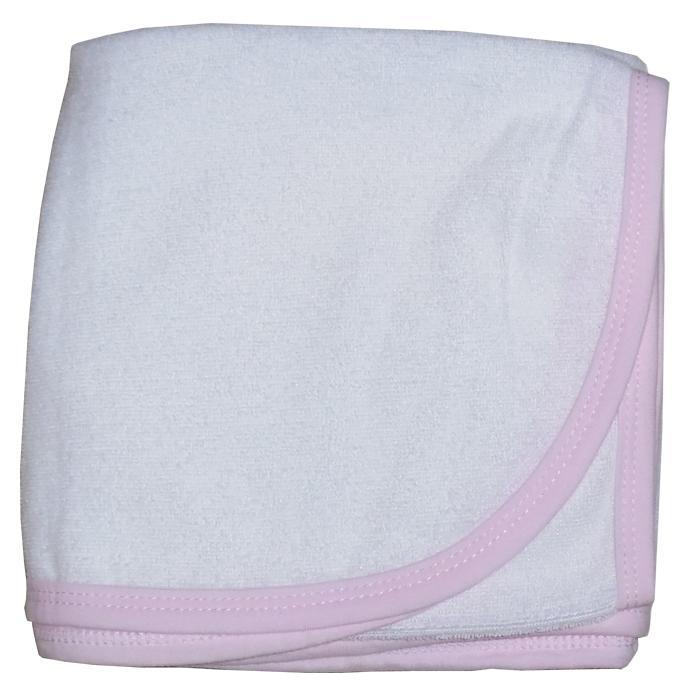 Infant Blanks 021P - Infant Hooded Bath Towel Bulk