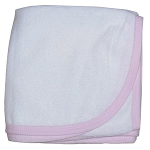 Infant Blanks 021P - Infant Hooded Bath Towel Bulk