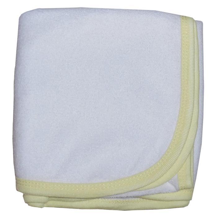 Infant Blanks 021Y - Infant Hooded Bath Towel Bulk