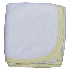 Infant Blanks 021Y - Infant Hooded Bath Towel Bulk
