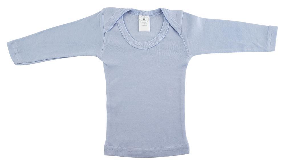 Infant Blanks 051B - long sleeve lap shirt
