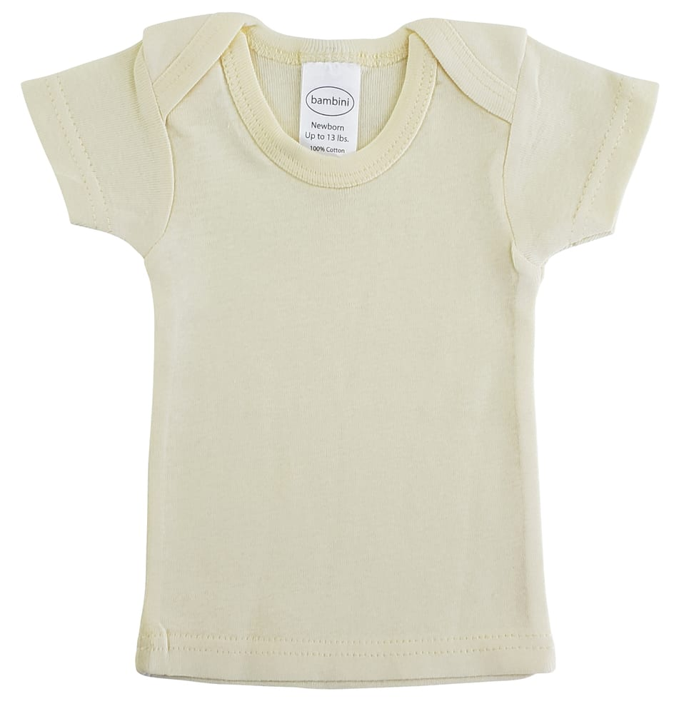 Infant Blanks 058B - Short Sleeve Lap Tee