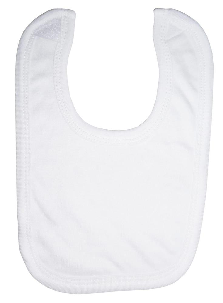 Infant Blanks 1023MP - MicroFiber Bib