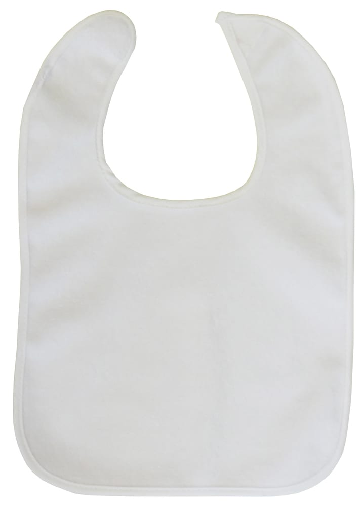 Infant Blanks 1027W - Full Size Bib