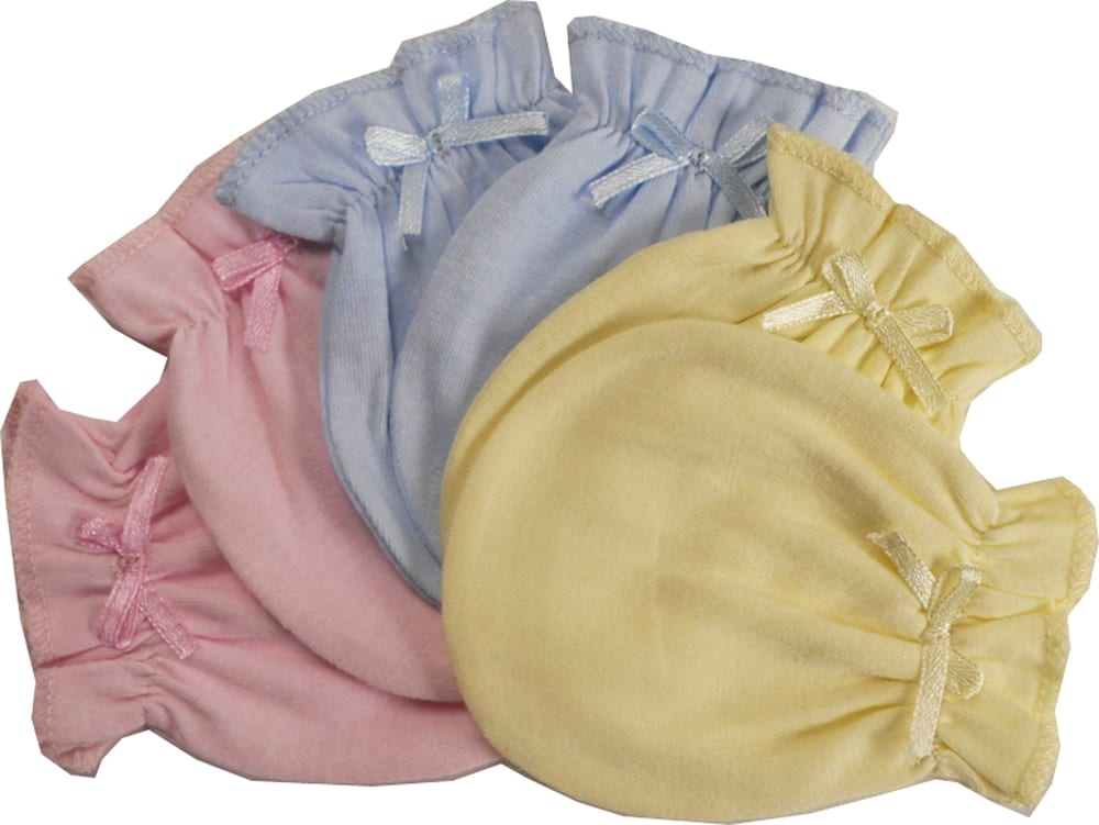 Infant Blanks 116 - Infant Mittens