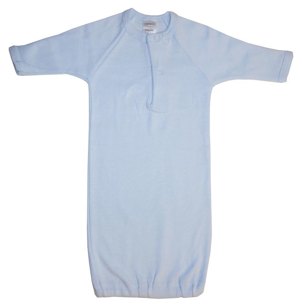 Infant Blanks 911PB - Preemie Gown
