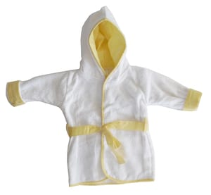 Infant Blanks 960W - Blank Terry Robe