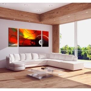 Artwall and Co 133 - Galaxy Peinture Abstraite