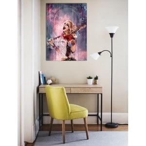 Artwall and Co 1385 - Tableau Mural Harley Quinn