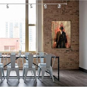 Artwall and Co 1162 - Tableau Moderne Peaky Blinders