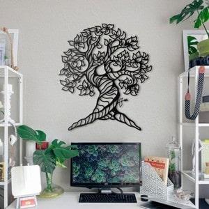 Artwall and Co 738 - Décoration métal arbre de vie
