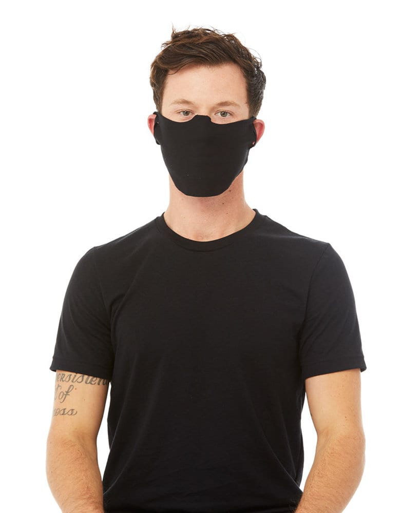 Bella+Canvas BSC323 - Guard Face Mask (Pack Of 120)