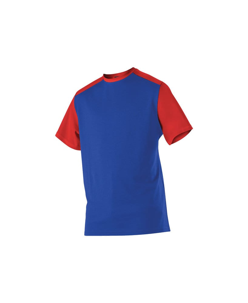 Alleson Athletic 532CJ - Alleson Adult Crew Neck Baseball Jersey