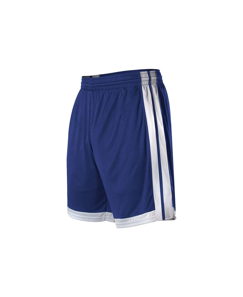 Alleson Athletic 538PW - Alleson Women's Single Ply Basketball Short