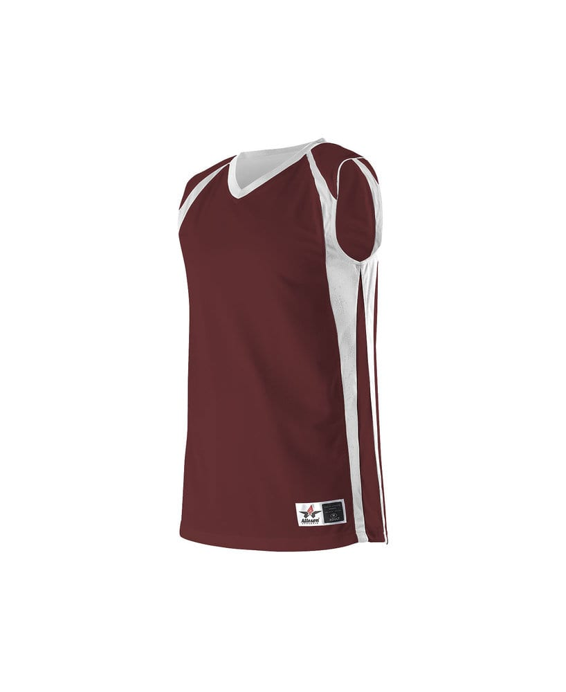 Alleson Athletic 54MMRY - Alleson Youth Reversible Basketball Jersey