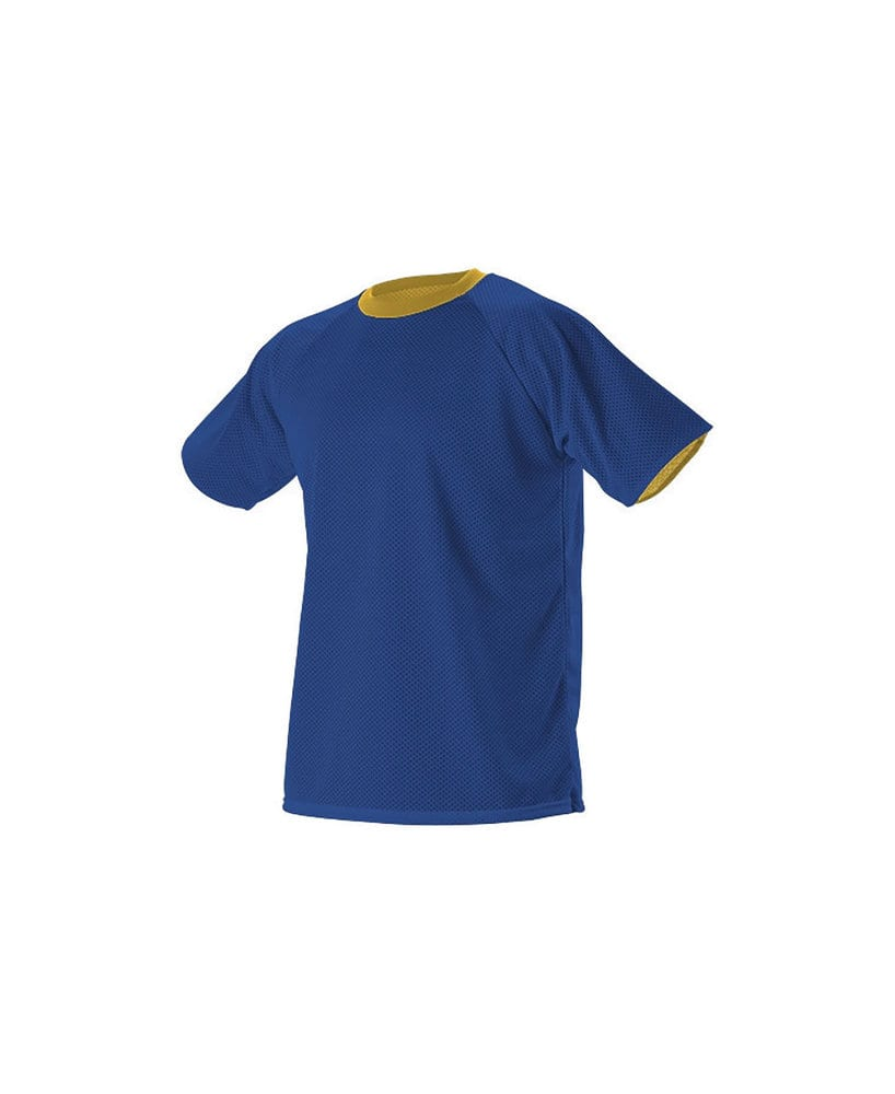 Alleson Athletic 56REVY - Alleson Youth eXtreme Mesh Reversible Utility T-Shirt
