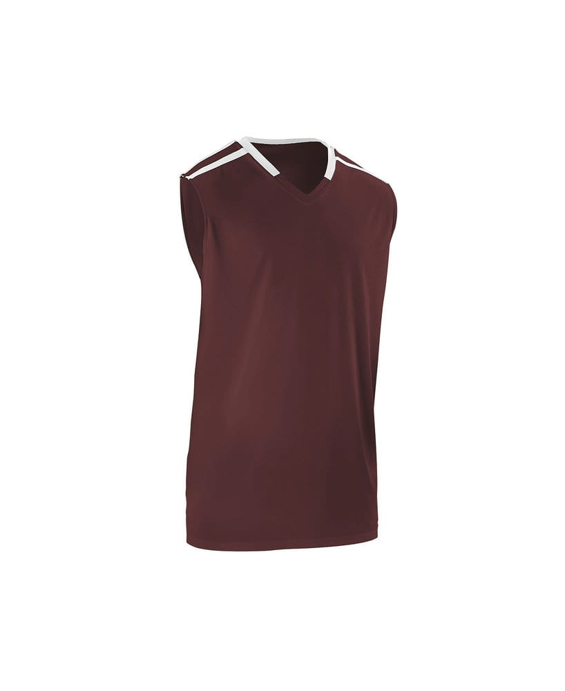 Alleson Athletic 588RY - Alleson Youth Reversible Basketball Jersey