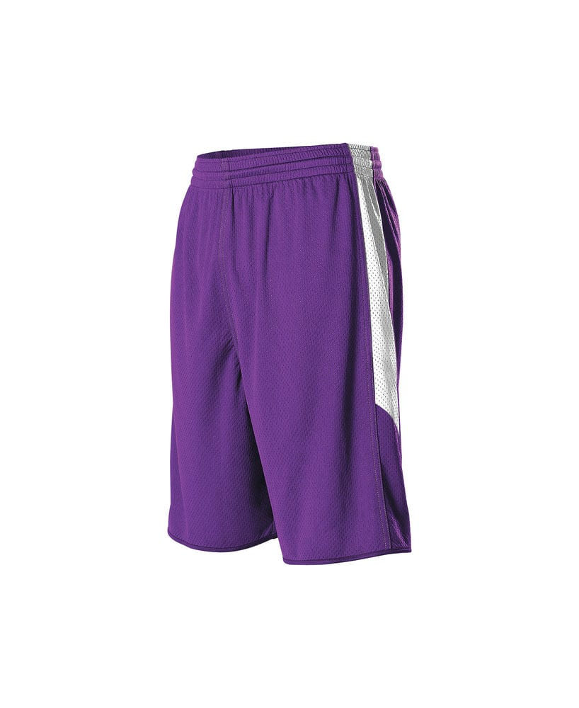 Alleson Athletic 589PSP - Alleson Adult Single Ply Reversible Short