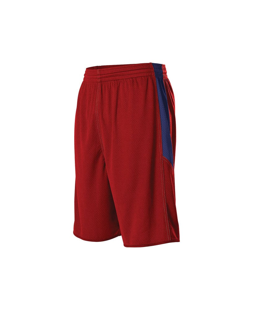 Alleson Athletic 589PSPY - Alleson youth Single Ply Reversible Short