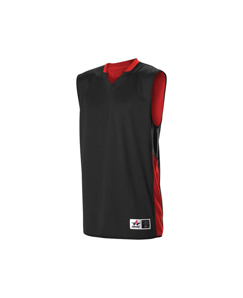 Alleson Athletic 589RSP - Alleson Adult Single Ply Reversible Jersey