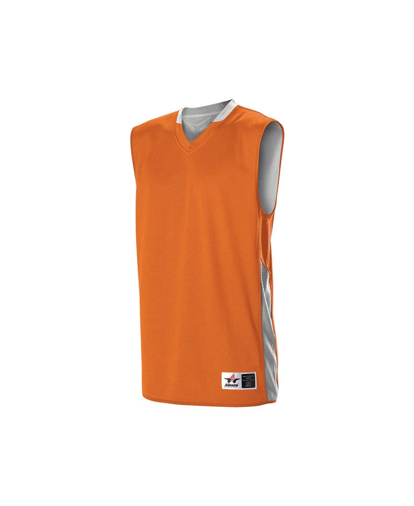 Alleson Athletic 589RSPY - Alleson Youth Single Ply Reversible Jersey