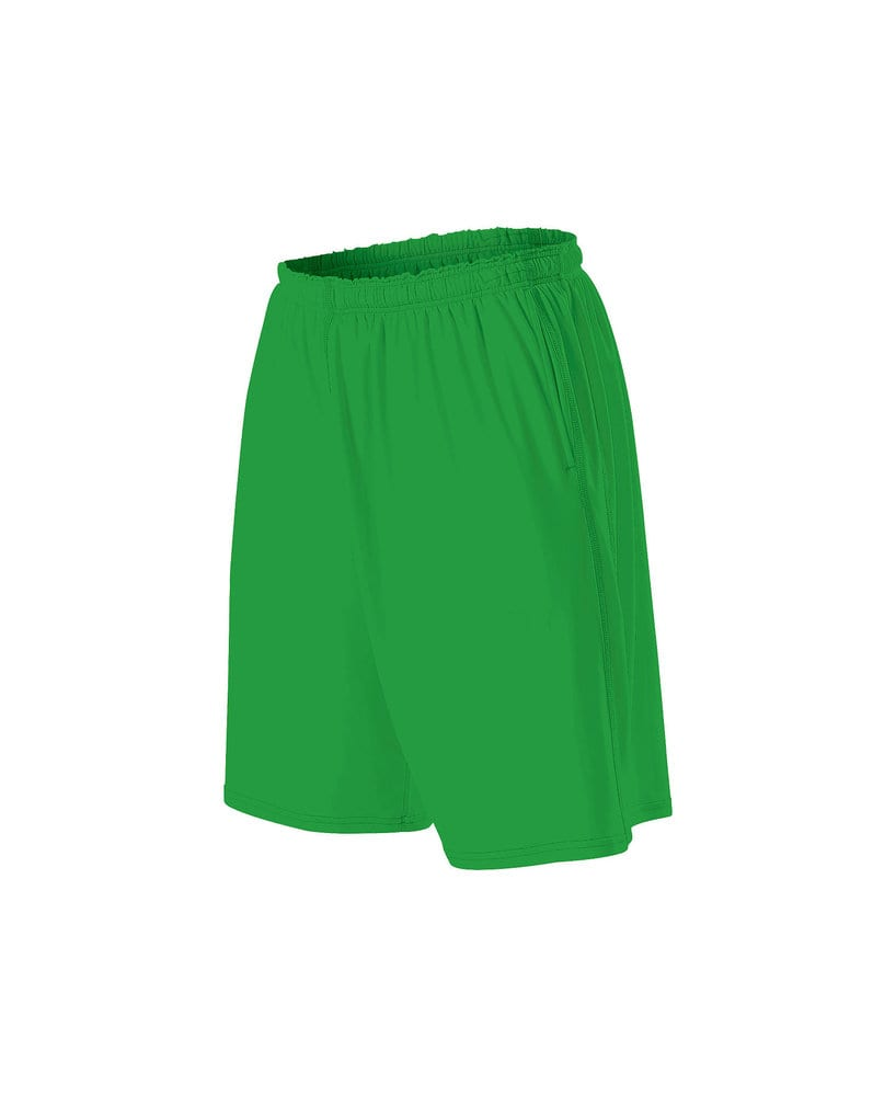 Alleson Athletic 599KPP - Alleson Adult Training Shorts With Pockets