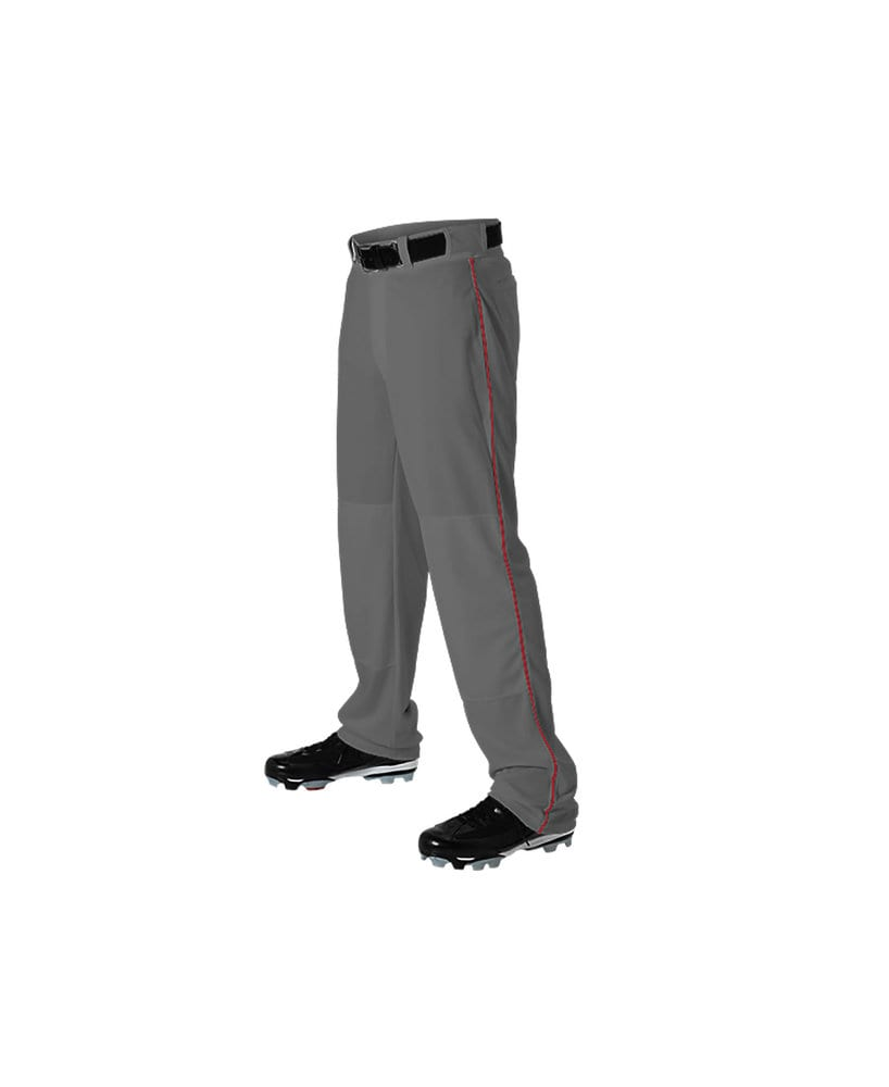 Alleson Athletic 605WLB - Alleson Adult Baseball Pant With Braid