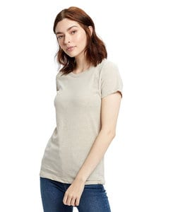 US Blanks US0100R - Womens S/S Recycled Crew