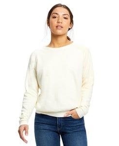 US Blanks US0238 - Womens Raglan Pullover L/S