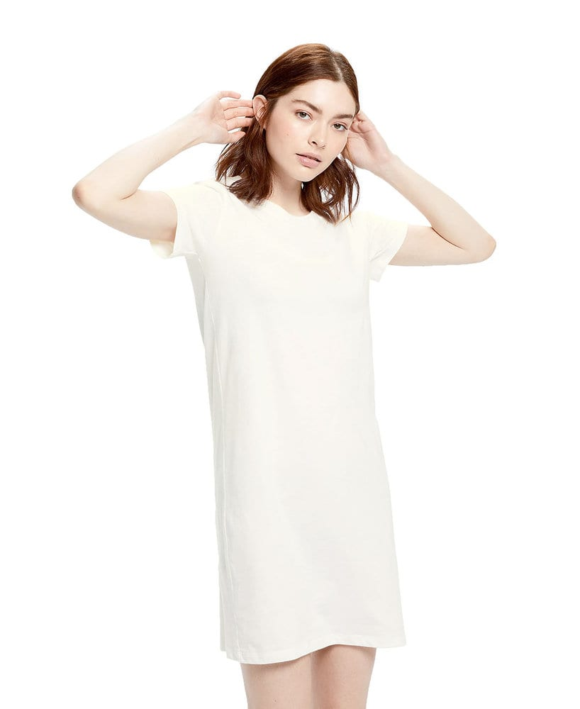 US Blanks US0401 - Women's Cotton T-Shirt Dress