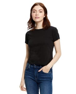 US Blanks US0521 - Womens S/S Crop Crew T