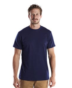 US Blanks US2000R - Mens S/S Recycled Crew Neck