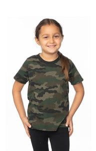 Royal Apparel 17661cmo - Toddler Camo Tee