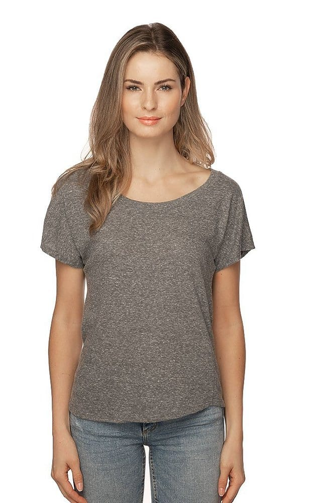 Royal Apparel 20015 - Women's Triblend Dolman Tee