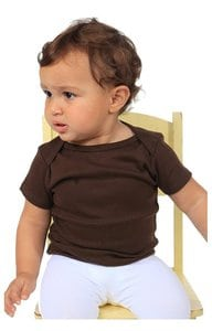 Royal Apparel 2031org - Infant Organic Lapover Tee