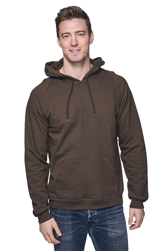 Royal Apparel 21052org - Unisex Organic Cotton Pullover Hoodie