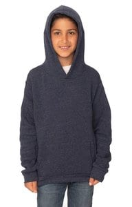 Royal Apparel 25025 - Youth Triblend Fleece Pullover Hoodie
